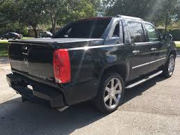 2007 cadillac truck escalade 2007 used cadillac escalade ext awd 4dr at a luxury autos serving