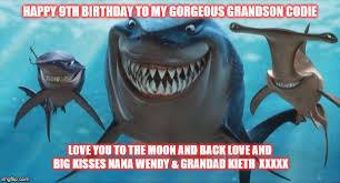 Finding Meme - finding nemo sharks memes imgflip
