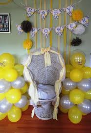baby shower chair decorations how to decorate a baby shower chair picture ba shower chair