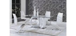 white dining room sets white contemporary dining room sets gen4congress com