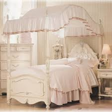 Little Girls Bedroom Ideas by Antique White Little Bedroom Ideas With Amazing Bed Using