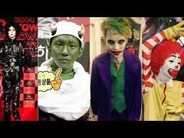 Halloween Entertainment - sm entertainment halloween party youtube