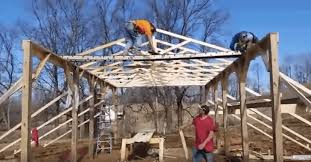 How To Pole Building Construction by How Much Does It Cost To Build A Pole Barn