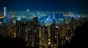 hong kong city nights hd wallpapers hong kong night city lights lights street light wallpapers hd