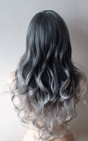silver hair with lowlights 50 ultra chic shades of grey hair look that you should try