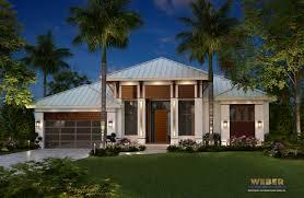 contemporary villa with mezzanine courtyard kerala home design