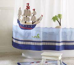 Pottery Barn Kids Mermaid Shower Curtain Pirate And Mermaid Shower Curtain Pirate Shower Curtain From Www