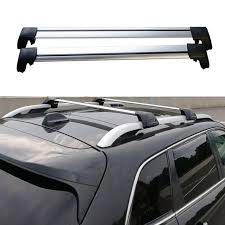 porta pacchi auto auto nuova cinghia tetto rack rail barre trasversali portapacchi