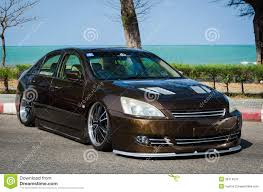 honda accord tuned tuned car honda accord editorial image image 38714070