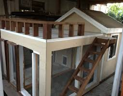 dog house with porch terrace three windows and closing doors in dog house with porch terrace three windows and closing doors in dog houses for small dogs