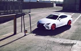 lexus rc 350 dub magazine lexus rc 350 f sport on savini wheels