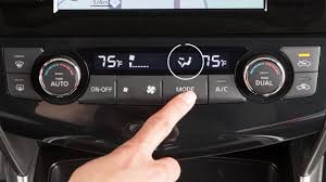 nissan altima 2018 interior 2018 nissan altima heater and air conditioner automatic if so