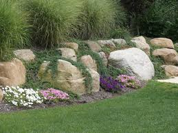 landscaping with large rocks google search outdoors