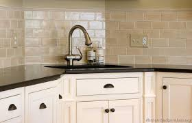 backsplash for the kitchen beige subway tile contemporary kitchen idea of the day