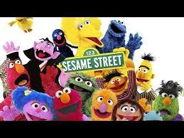 10 muppets sesame street