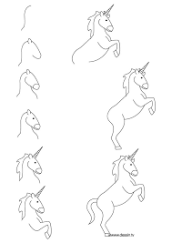 25 unique unicorn drawing ideas on pinterest how to draw