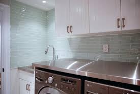 white glass tile backsplash kitchen backsplash kitchen glass tile interior kitchen neutral ideas with