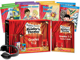 building fluency through reader u0027s theater grades 1 2 kit