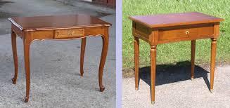 bureau louis philippe merisier bureau de dame meubles hugon meubles normands bernay haute