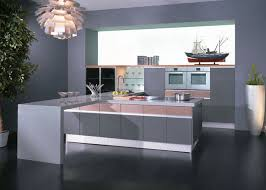 Lacquer Cabinet Doors Mesmerizing Pink High Gloss Lacquer Kitchen Cabinets With White