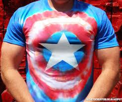 captain america tie dye u2013 craftbnb