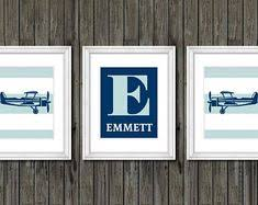 Firefighter Nursery Decor Truck Nursery Decor Firefighter Nursery Navy Firetruck
