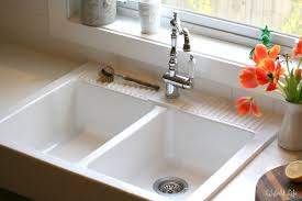 Belfast Sink In Bathroom Lilyfield Life Loving My Ikea Domsjö Sink