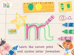 hip hop hen abc letter tracing