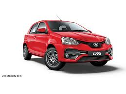 red toyota toyota etios liva price review mileage features specifications