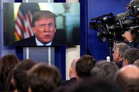 Red Flag Tv Show Trump Can U0027t Be Because He Had A Tv Show Sanders New York