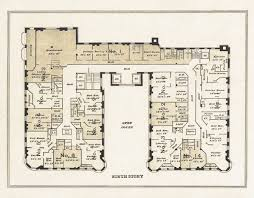 large mansion floor plans cut and print emerson college los angeles by morphosis