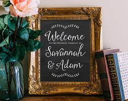 diy wedding signs wedding sign printable chalkboard customized wedding poster