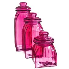 purple kitchen canister sets purple kitchen canister sets new pink glass jars canisters