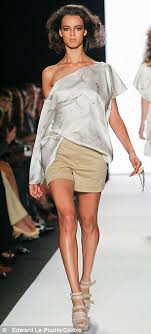 hanaa ben abdesslem fashion model profile on new york magazine unveiling the middle east the trailblazing arabic models making