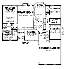 Slope House Plans European Style House Plan 3 Beds 2 00 Baths 1795 Sq Ft Plan 34 108