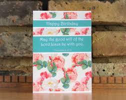 bible verse card christian card religious card handmade