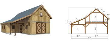 country barn plans pre designed ponderosa country barn kit t a r a s c o t t a g e