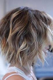 difference between a layerwd bob and a shag shaggy layered bob for thin hair hairstyles pinterest shaggy