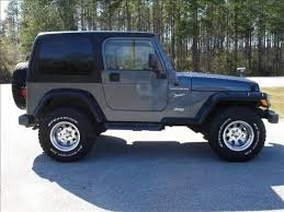 where are all the gunmetal blue tjs at jeep wrangler forum