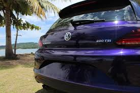 volkswagen brunei volkswagen r line package gives the scirocco a sportier look u2013 motoring bn