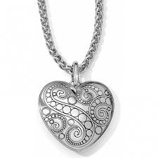 long love heart necklace images Bella love bella love heart necklace necklaces jpg