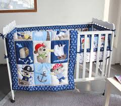 Puppy Crib Bedding Sets New 7 Pcs Baby Bedding Set Baby Boy Crib Bedding Set
