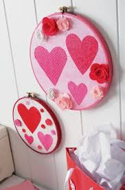 Valentine Home Decor 18 Cute And Easy Diy Valentine U0027s Day Home Decorations Style