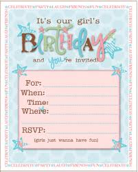 How To Make Invitation Cards For Birthday Teen Birthday Invitations Marialonghi Com