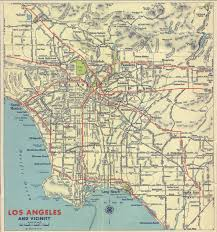 California City Map Map Of Los Angeles Ca Cities You Can See A Map Of Many Places On