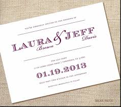 wedding invite templates wording magnificent back for simple wedding invitation wording from bride
