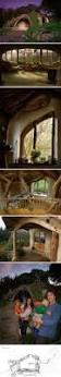 hobbit home interior interesting log home log me in pinterest logs tree houses