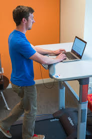 Computer Desk Treadmill Why You Should Try Using A Treadmill Desk At Work Digital Trends