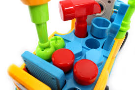 fun building multifunctional take apart toy tool truck with