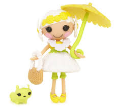 cartoon margarita amazon com mini lalaloopsy doll happy daisy crown toys u0026 games